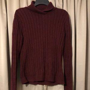 Liz&co fall sweater
